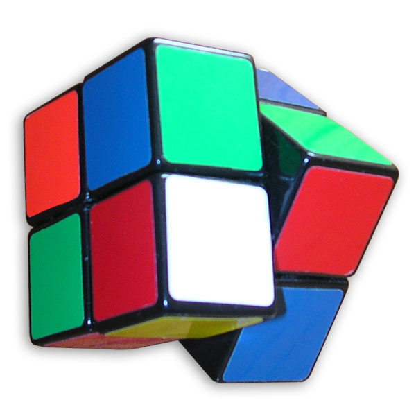 Pocket_cube_twisted
